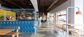 Fonda Hawthorn澳大利亚餐厅设计