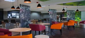商业空间案例 Canteen WNT空间设计