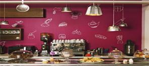 商业空间设计|Zuccheranto都灵烘焙蛋糕店
