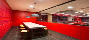 空间设计 见识不一样的KFC