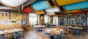 空间设计 曼谷Villa De Bear泰迪萌熊主题餐厅设计