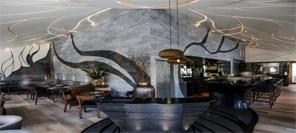 空间设计 西班牙Giraso向日葵主题餐厅