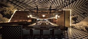 空间设计|海寿司餐厅设计