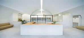 空间设计|素净清新的日式药店