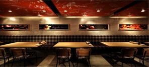 空间设计 大阪Regalo Verita酒吧餐厅设计