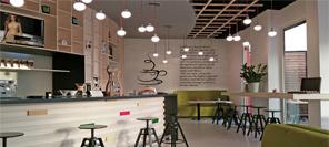 空间设计 希腊克里特岛Mirabilis咖啡馆
