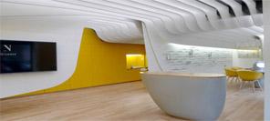 空间设计 Netlooks光学领域最强店面设计