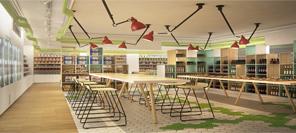 空间设计 Multi综合超市设计