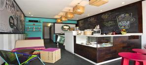 空间设计|Viva cafe设计