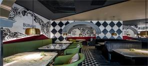 空间设计 Burano意大利餐厅设计
