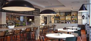 空间设计 CICO学生食堂设计