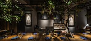 空间设计 Go Eat Tapas台湾餐厅