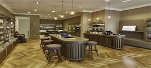空间设计 Arran Aromatics高档化妆品专卖店设计