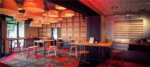 空间设计 布达佩斯BAOBAO新古典主义餐厅设计