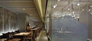 空间设计 雕爷牛腩餐厅设计