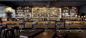 空间设计|雅加达朋克风Hide & Seek Swillhouse酒吧设计
