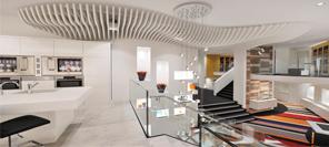 空间设计 鹿特丹van Willegen珠宝专卖店设计