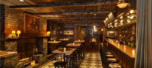 空间设计 丘吉尔酒吧