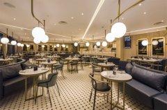 在Heathrow感受冲上云霄:希思罗机场餐厅设计