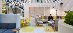 空间设计|澳大利亚Volo Wooloomooioo酒店设计