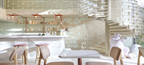 空间设计 泰国优雅独特的Shugg Bar设计