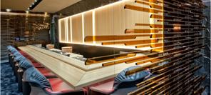 空间设计 SushiB日式餐厅空间设计