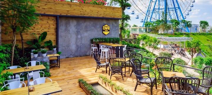 空间设计 芒果树咖啡馆