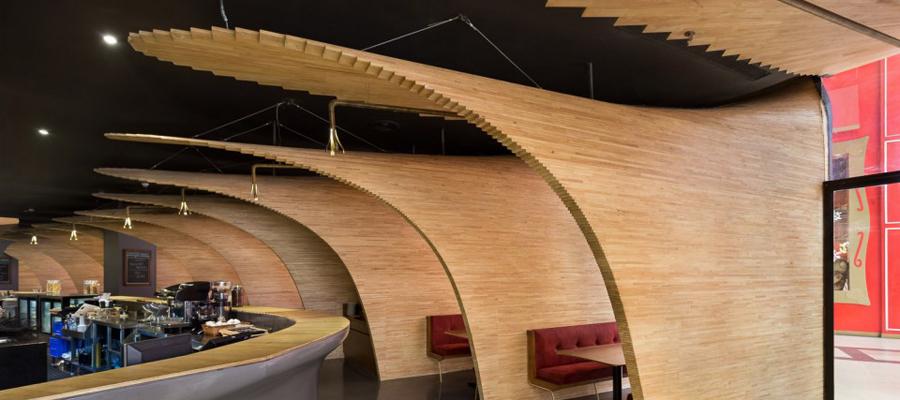 拒绝千篇一律,不一样的孟买餐厅